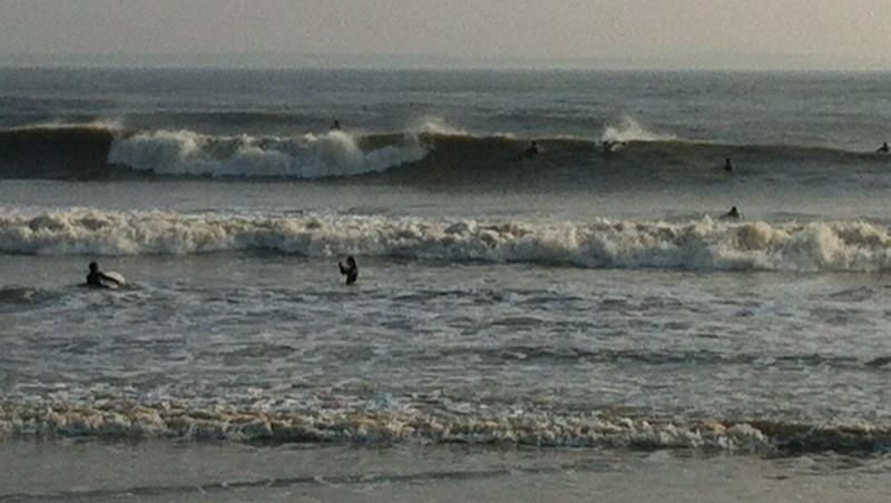 Surf report Royan - Pontaillac - France (17) 2013-03-31 19:12:00