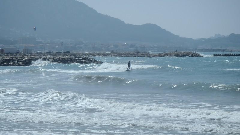 Surf report Le Prado - France (13) 2013-04-07 14:25:00