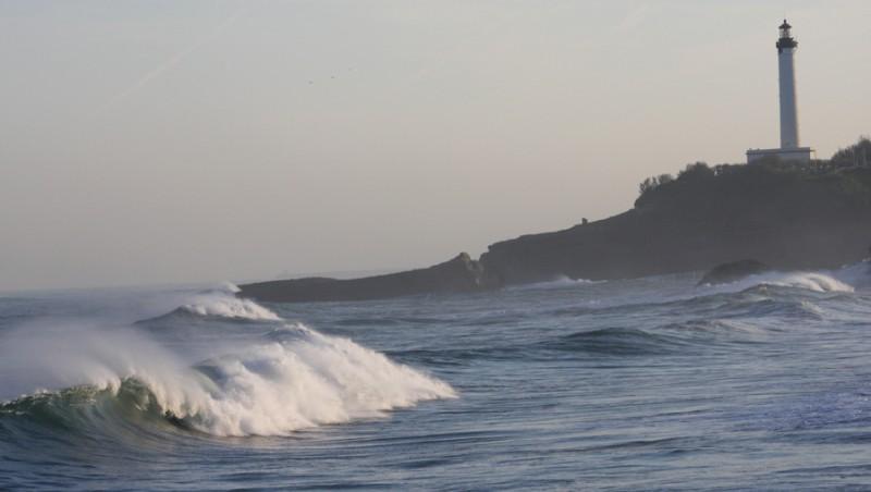 Surf report Biarritz - Grande Plage - France (64) 2013-04-17 08:00:00