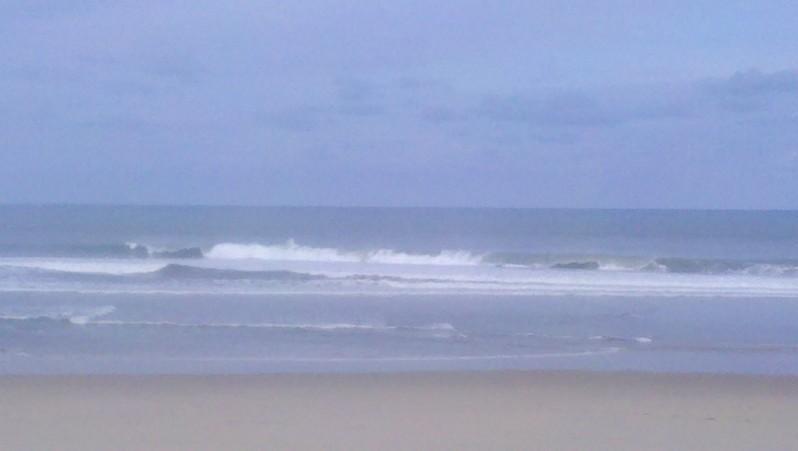 Surf report Vieux Boucau - France (40) 2013-04-22 09:25:00