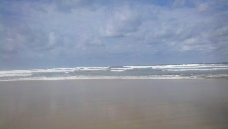 Surf report Vieux Boucau - France (40) 2013-04-22 10:40:00