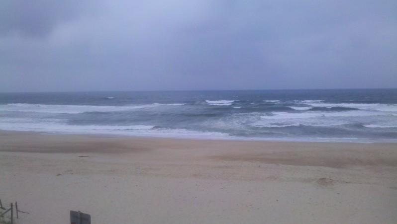 Surf report Vieux Boucau - France (40) 2013-04-26 14:10:00