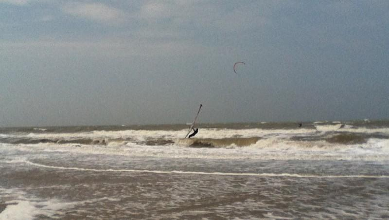 Surf report Franceville - France (14) 2013-05-01 16:39:00