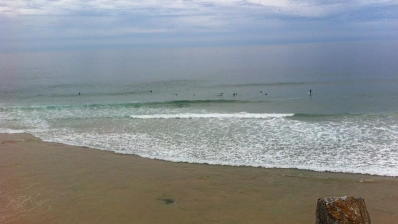 Surf report Quiberon - Port Rhu - France (56) 2013-05-06 20:41:00