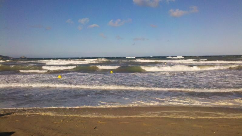 Surf report Le Prado - France (13) 2013-05-25 08:30:00