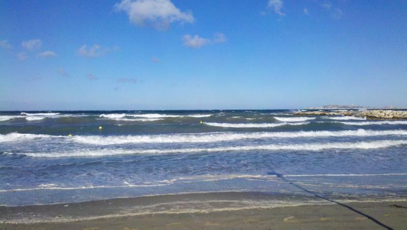 Surf report Le Prado - France (13) 2013-05-25 08:30:00