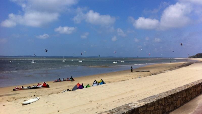 Surf report Arcachon - Les Arbousiers - France (33) 2013-05-31 15:38:00