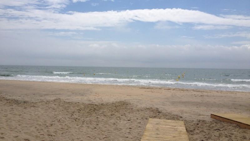 Surf report Les Dunes  - France (34) 2013-06-09 11:50:00