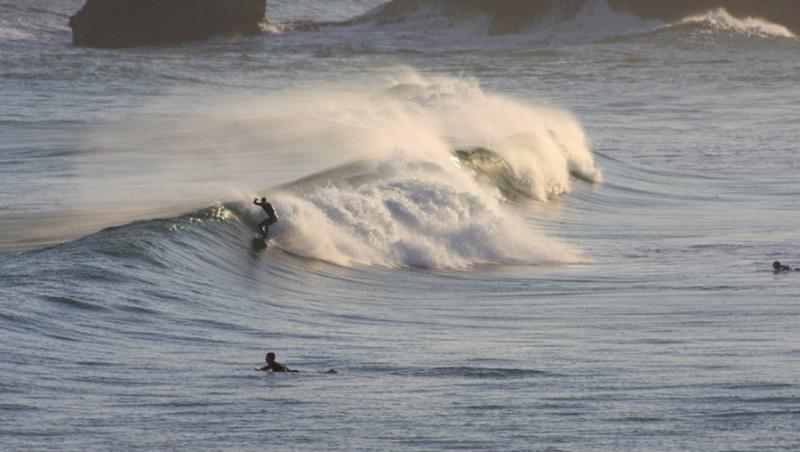 Surf report Biarritz - Grande Plage - France (64) 2013-06-16 07:30:00
