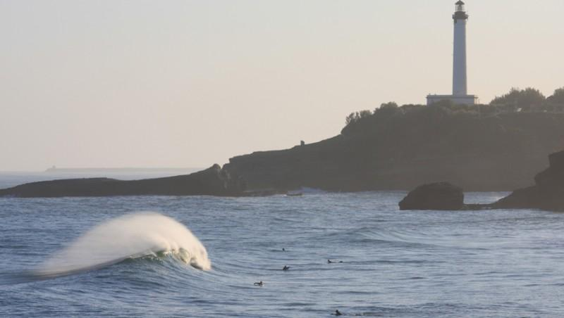 Surf report Biarritz - Grande Plage - France (64) 2013-06-16 07:30:00