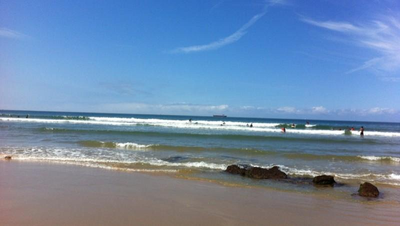 Surf report Les Sables-d'Olonne -  Le Tanchet - France (85) 2013-07-24 12:00:00