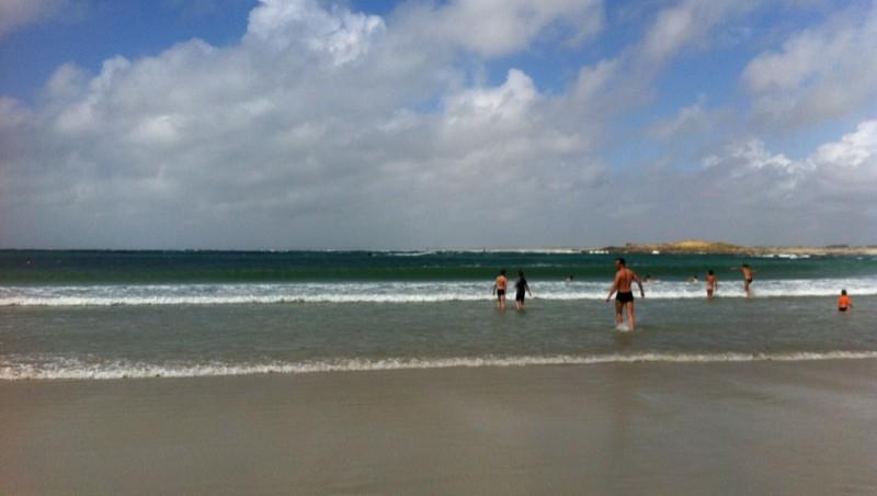 Surf report La Torche - France (29) 2013-07-28 16:00:00