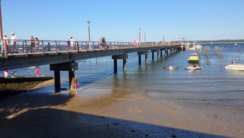 Surf report Cap-Ferret - Plage de L'Horizon - France (33) 2013-07-30 19:08:00