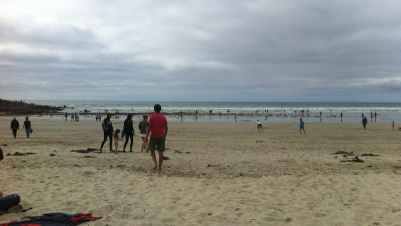 Surf report La Torche - France (29) 2013-08-11 16:28:00