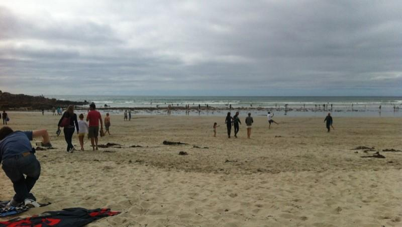 Surf report La Torche - France (29) 2013-08-11 16:28:00
