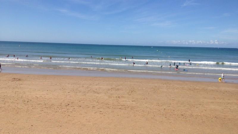 Surf report St Gilles-Croix-de-Vie - France (85) 2013-08-13 12:05:00