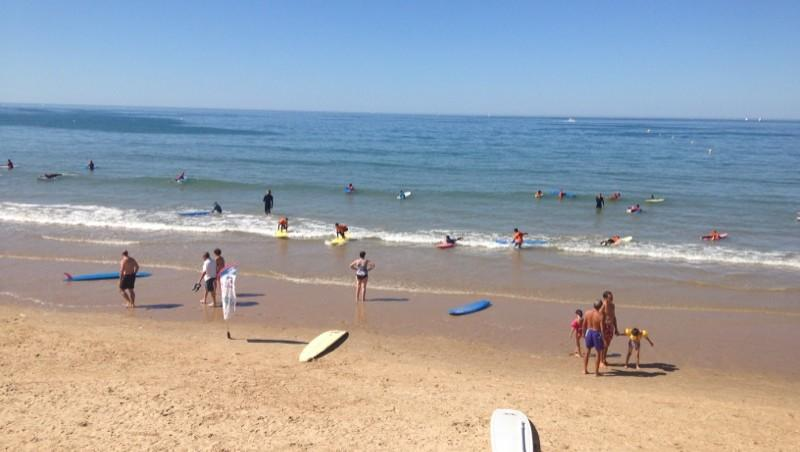 Surf report St Gilles-Croix-de-Vie - France (85) 2013-08-15 11:00:00