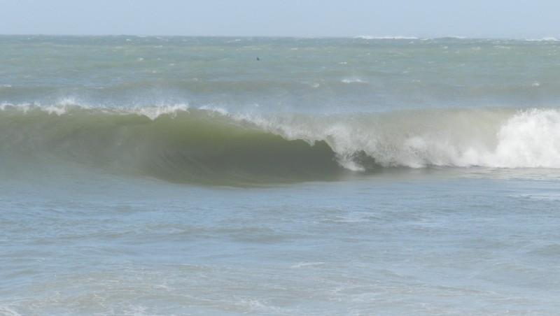 Surf report l'Epine - France (85) 2013-08-18 15:00:00