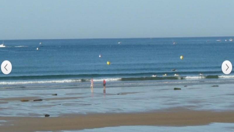Surf report Les Sables-d'Olonne - Grands Cheveaux - France (85) 2013-08-21 17:26:00