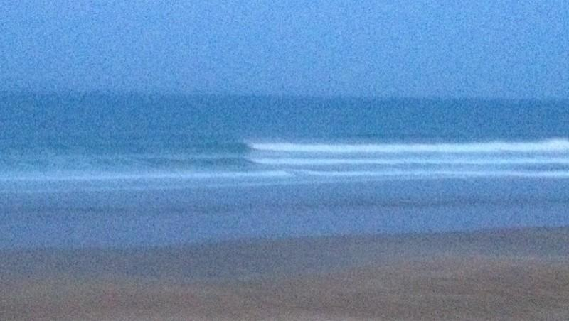 Surf report Les Sables-d'Olonne - Grande Plage - France (85) 2013-09-27 11:10:00