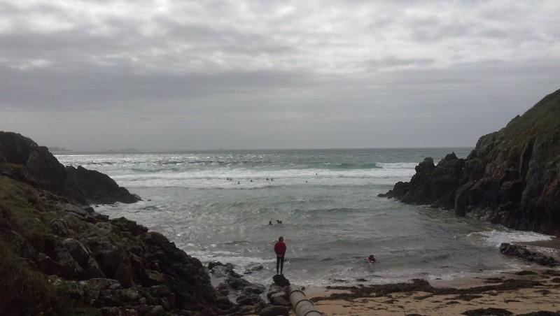 Surf report Petit Minou - France (29) 2013-10-02 16:10:00