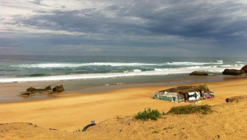 Surf report La Piste - V.V.F - France (40) 2013-10-04 11:00:00