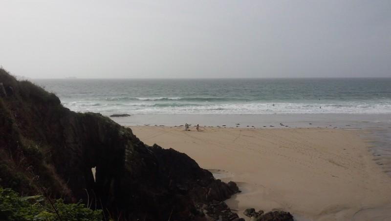 Surf report Petit Minou - France (29) 2013-10-17 14:00:00