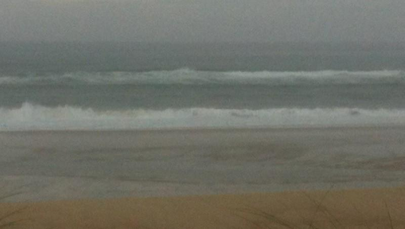Surf report Cap-Ferret - Plage de L'Horizon - France (33) 2013-10-19 10:25:00