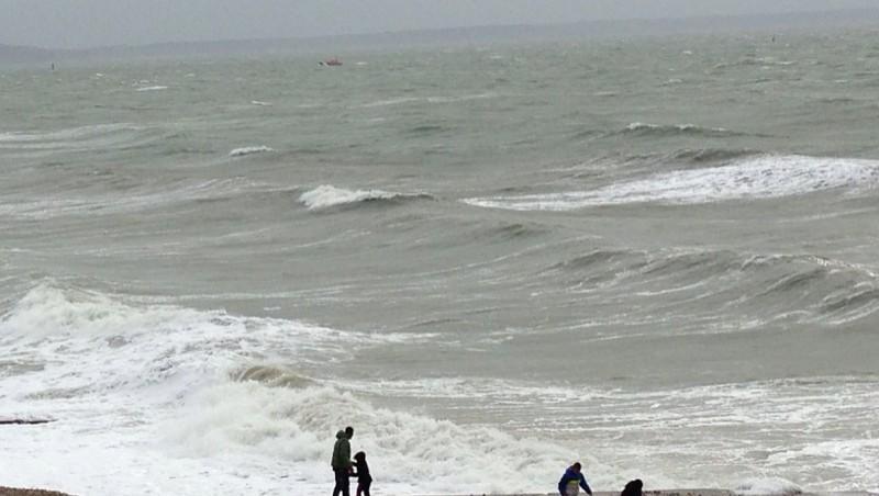 Surf report Le Havre - Les Cabanes - France (76) 2013-10-27 15:02:00