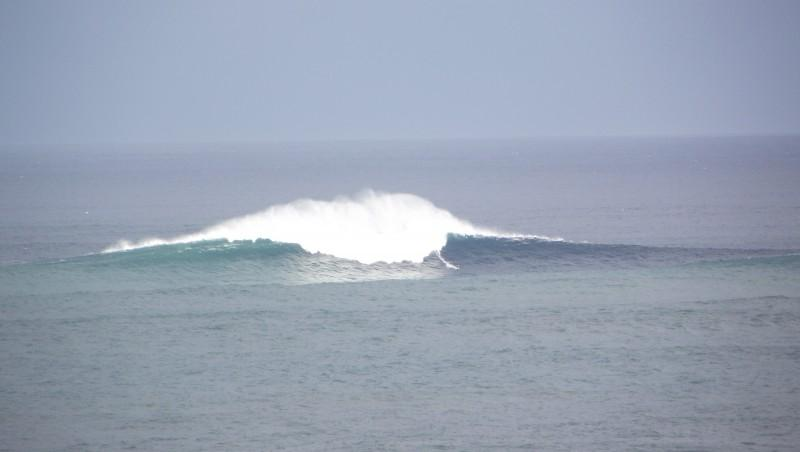 Surf report Belharra - France (64) 2013-10-28 10:00:00