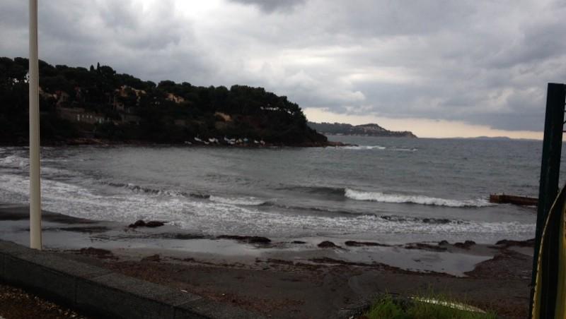 Surf report Plage des Sablettes - France (83) 2013-10-31 11:00:00