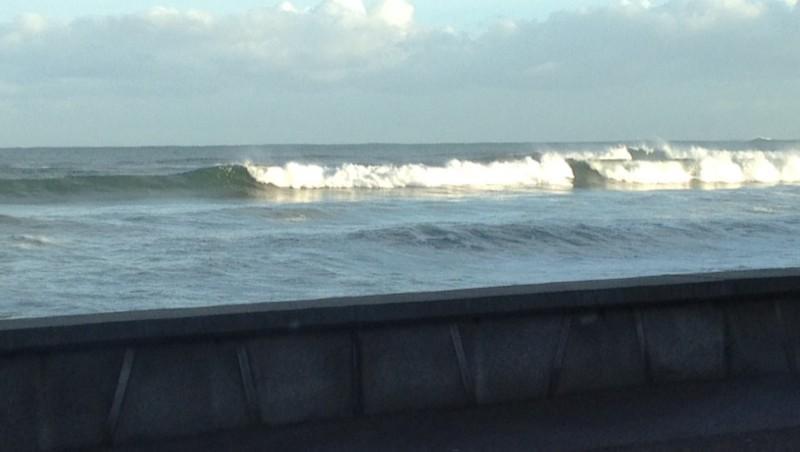 Surf report Hendaye - France (64) 2013-11-09 08:55:00