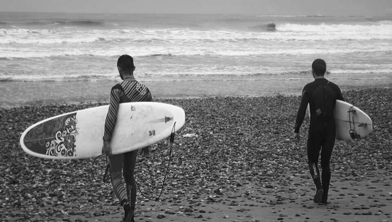 Surf report Plage des Dunes - France (85) 2013-11-18 12:00:00