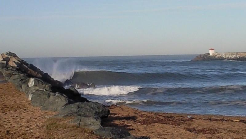 Surf report Anglet La Barre - France (64) 2013-12-16 10:00:00