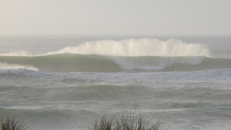 Surf report Cap-Ferret - Plage de L'Horizon - France (33) 2013-12-14 16:00:00
