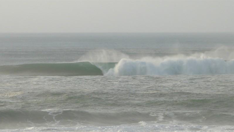 Surf report Cap-Ferret - Plage de L'Horizon - France (33) 2013-12-14 16:00:00