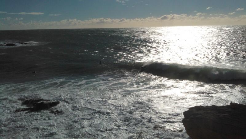Surf report L'Arquet - France (13) 2013-12-26 11:55:00