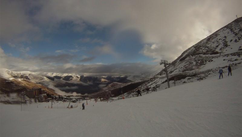 Snow report Peyragudes - France (65) 2013-01-01 10:00:00