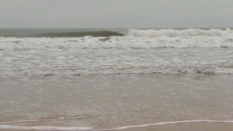 Surf report Vert Bois - France (17) 2013-01-04 09:00:00