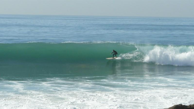 Surf report Anchor Point  - Maroc (MA) 2013-01-07 12:00:00