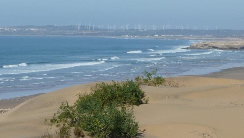 Surf report Sidi Kaouki - L'Oued - Maroc (MA) 2013-01-08 12:00:00
