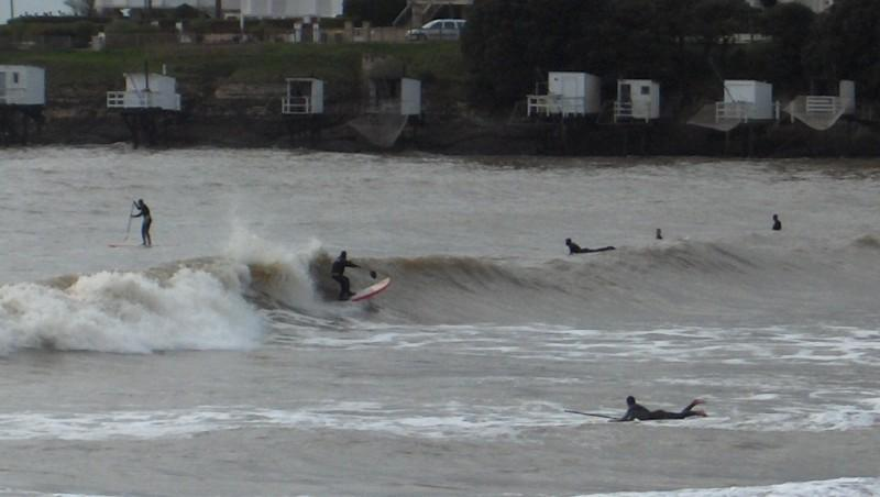 Surf report Royan - Pontaillac - France (17) 2013-01-12 16:00:00