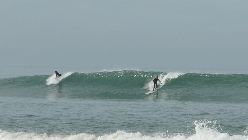 Surf report Sidi Kaouki - L'Oued - Maroc (MA) 2013-01-09 12:00:00