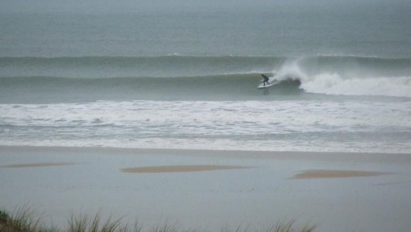Surf report Montalivet - France (33) 2013-01-19 15:00:00