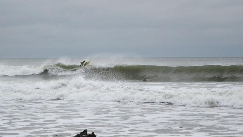 Surf report Le kérou - France (29) 2013-01-19 12:00:00