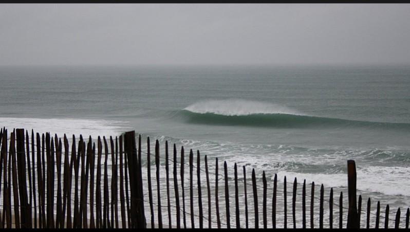 Surf report Lacanau Océan - La Nord - France (33) 2013-01-19 10:00:00