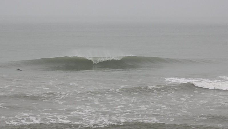 Surf report Pointe de Grave - France (33) 2013-01-06 15:00:00
