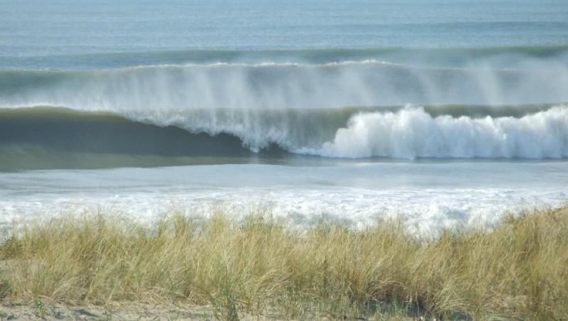 Surf report Montalivet - France (33) 2013-01-25 12:00:00