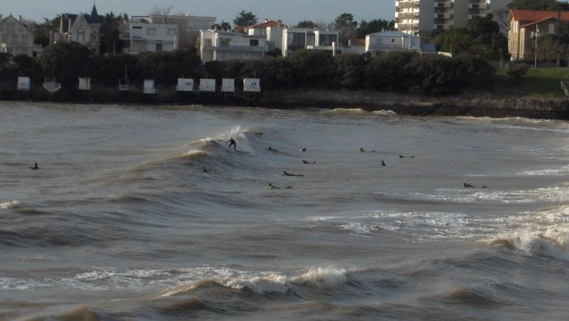 Surf report Royan - Pontaillac - France (17) 2013-01-26 16:00:00