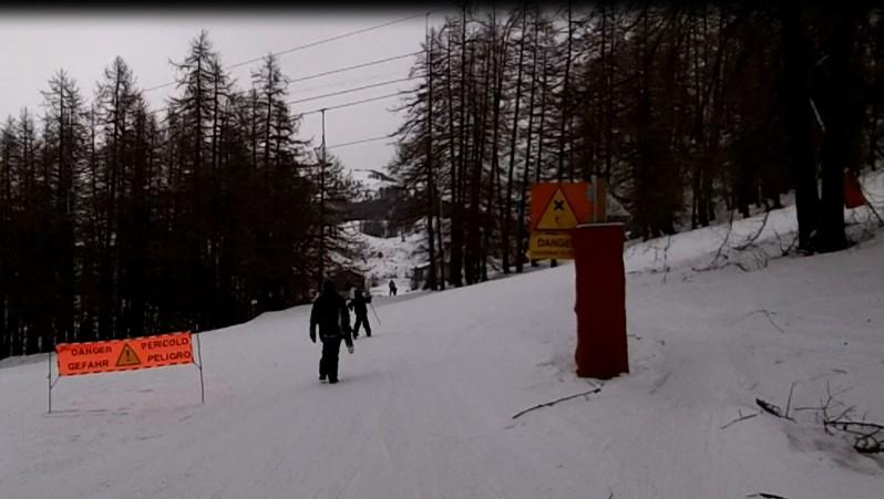 snow report Valberg - France (06) 2013-02-02 10:00:00